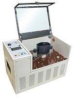 Определение электрической прочности масла (ГОСТ 6581-75)